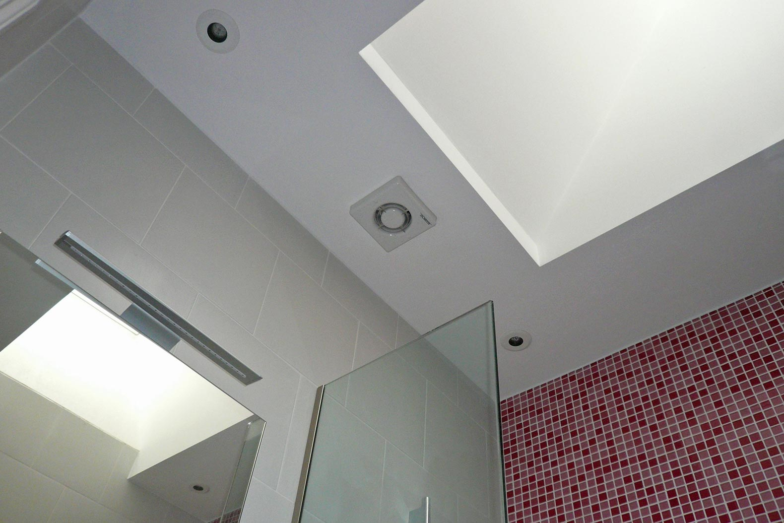 family bathroom rooflight
