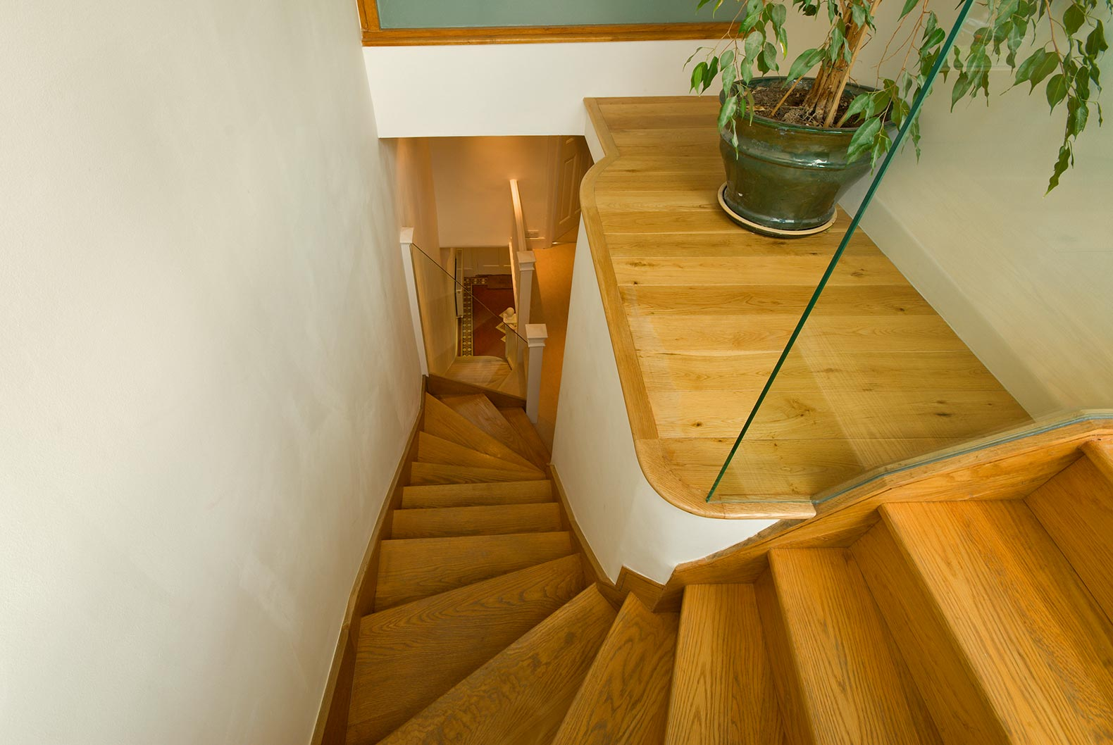 stair to loft extension