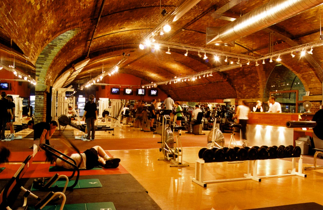 railway arches fitness centre